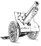 Heavy artillery battery 1